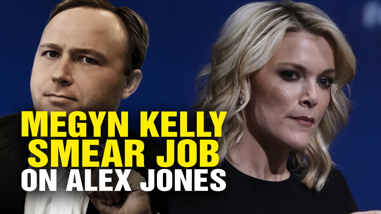 How Alex Jones made Megyn Kelly look like a complete FOOL